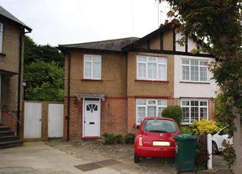 Thumbnail 3 bedroom semi-detached house to rent in Somaford Grove, New Barnet, Barnet