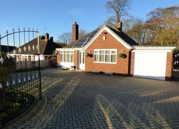 Thumbnail 2 bed bungalow for sale in Clough Hall Road, Kidsgrove, Stoke-On-Trent, Staffordshire
