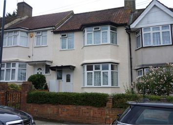 Thumbnail 3 bedroom terraced house for sale in The Ridgeway, Colindale