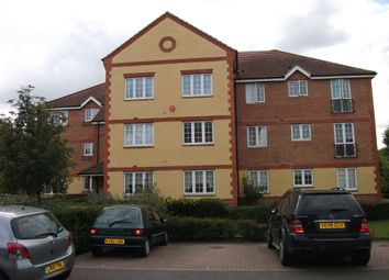 Thumbnail 1 bed flat to rent in Meadow View, Chertsey