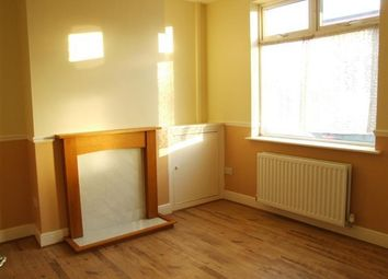Thumbnail 2 bed property to rent in Short Street, Darlaston, Wednesbury