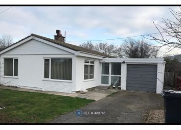 Thumbnail 3 bed bungalow to rent in Pencommin, Crickhowell