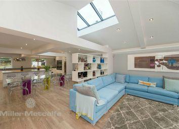 Thumbnail 5 bed detached house for sale in Croich Green, Hawkshaw, Bury, Lancashire