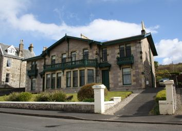 Thumbnail 2 bed flat for sale in 33 Crichton Road, Isle Of Bute, Rothesay