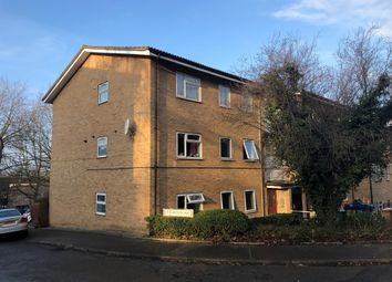 Thumbnail 2 bed flat for sale in Girton Way, Ipswich