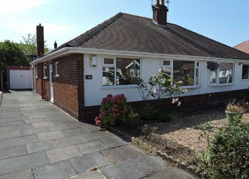 Thumbnail 2 bedroom semi-detached bungalow for sale in Moorland Avenue, Ribbleton, Preston