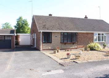 Thumbnail 2 bed semi-detached bungalow for sale in Greencroft, Kingswinford