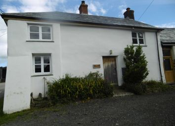 Thumbnail 4 bed detached house to rent in Pancrasweek, Holsworthy
