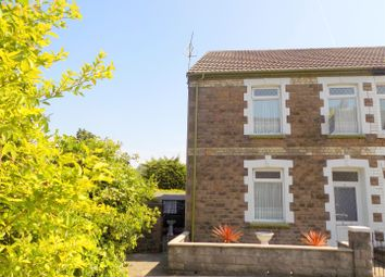 Thumbnail 3 bed end terrace house for sale in Grove Lane, Skewen, Neath