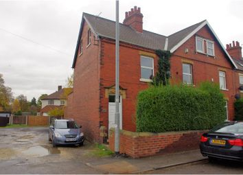 Thumbnail 4 bed end terrace house for sale in Leeds Road, Methley