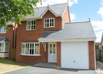 Thumbnail 3 bed semi-detached house to rent in 7, Maes Y Dafarn, Carno, Caersws, Powys