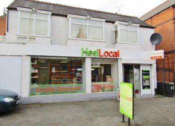 Thumbnail Retail premises for sale in 151 Queens Road, Leicester