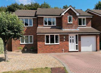 Dorrel Close, Basingstoke RG22. 5 bed detached house