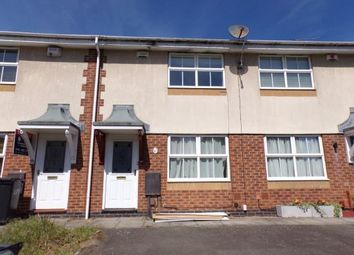 2 bed terraced house for sale in Ryder Road, Kirby Frith, Leicester, Leicestershire LE3