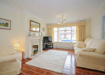 Thumbnail 3 bedroom semi-detached house for sale in Mountbatten Close, Thetford