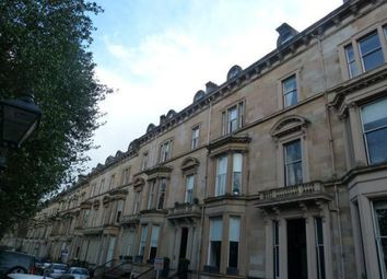Thumbnail 1 bed flat to rent in Belhaven Terrace West, Glasgow