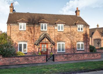Thumbnail 4 bed detached house for sale in Tythe Barn Lane, Solihull