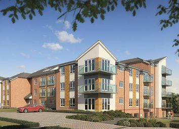 Thumbnail 2 bed flat for sale in Millbrook Lane, Topsham Road, Exeter
