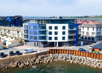 Thumbnail 2 bedroom flat for sale in Pierhead, Exmouth, Devon