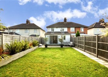 Thumbnail 3 bed semi-detached house for sale in Wayletts Drive, Bishop's Stortford