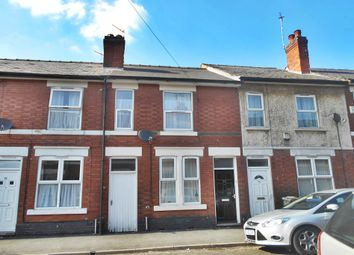 Thumbnail 2 bed terraced house to rent in Francis Street, Derby