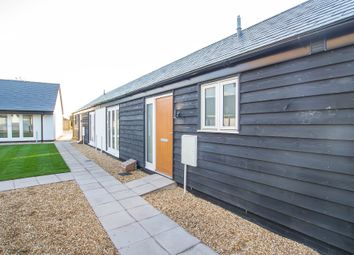 Thumbnail 1 bed semi-detached bungalow for sale in Honey Court, Quy Road, Lode, Cambridge