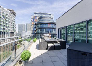 Thumbnail 4 bed flat to rent in Millharbour, Isle Of Dogs