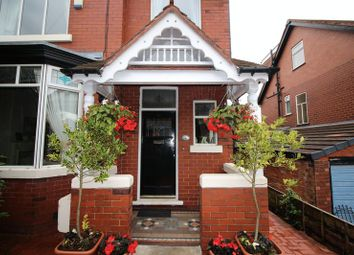 Thumbnail 4 bed semi-detached house for sale in Langley Road, Prestwich