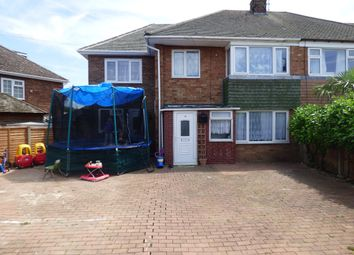 Thumbnail 5 bedroom semi-detached house to rent in Ashfields, Deeping St. James Road, Deeping Gate, Peterborough