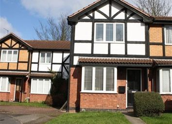 Thumbnail 2 bedroom semi-detached house to rent in Bladon Close, Mapperley