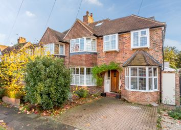 Thumbnail 5 bed semi-detached house for sale in Arundel Road, Norbiton, Kingston Upon Thames