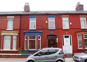 Thumbnail 3 bedroom terraced house for sale in Alderson Road, Liverpool