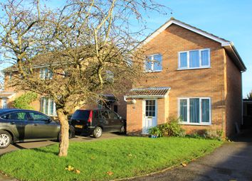 Thumbnail 3 bed detached house for sale in Fallowfield, Worle, Weston-Super-Mare
