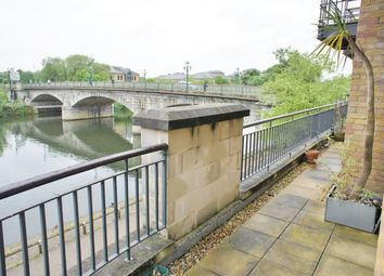 Thumbnail 2 bed flat to rent in Thames Edge Court, Clarence St., Staines