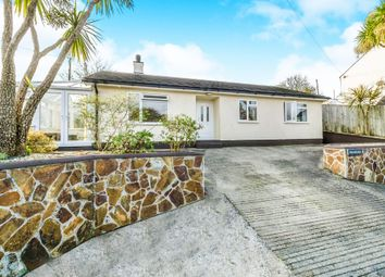 Thumbnail 3 bed detached bungalow for sale in Francara, Drakewalls, Gunnislake