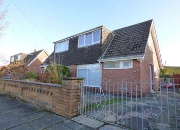 Thumbnail 2 bed semi-detached house for sale in Sandiways Close, Thornton-Cleveleys