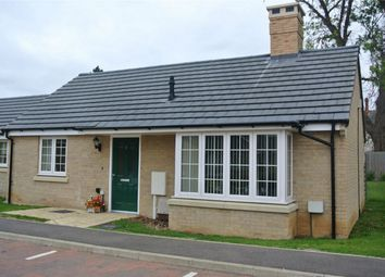Thumbnail 2 bed semi-detached bungalow for sale in The Croft, Bourne, Lincolnshire