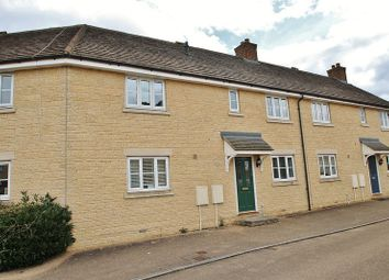 Thumbnail 3 bed terraced house for sale in Cranberry Road, Witney
