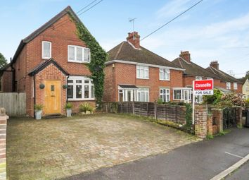 Thumbnail 3 bed detached house for sale in Batchelors Barn Road, Andover
