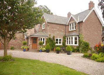 Thumbnail 6 bed detached house for sale in Goodrich, Ross-On-Wye