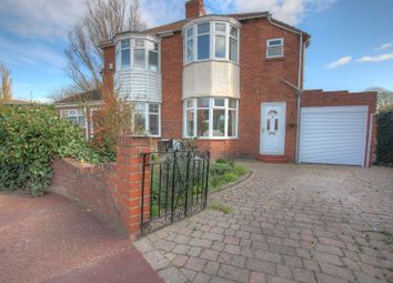 Thumbnail 3 bed semi-detached house for sale in Rockcliffe Gardens, West Denton, Newcastle Upon Tyne