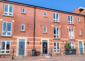 Thumbnail 4 bed terraced house for sale in Tanyard Way, Yeovil