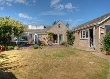 Thumbnail 4 bed detached bungalow for sale in North Road, Hemsby