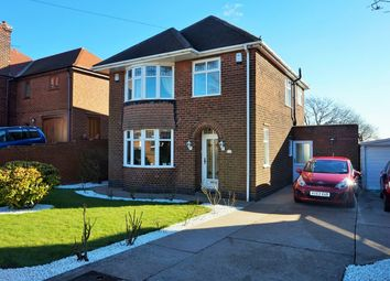 Thumbnail 3 bed detached house to rent in Thoresby Avenue, Kirkby In Ashfield
