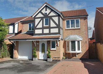 Thumbnail 4 bedroom detached house to rent in Dunmoor Grove, Ingleby Barwick, Stockton-On-Tees