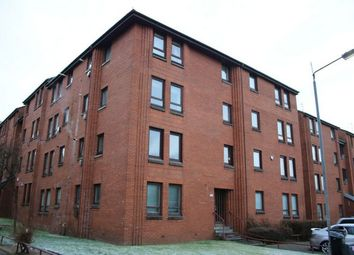 Thumbnail 1 bed flat for sale in Budhill Avenue, Shettleston, Glasgow