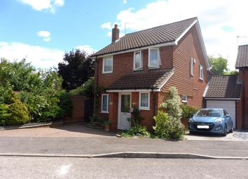 Thumbnail 4 bed detached house for sale in Hollyfields, Broxbourne