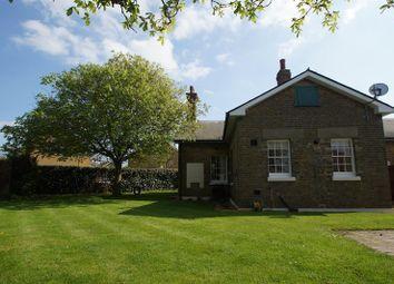 Thumbnail 3 bed bungalow for sale in Hospital Road, Shoeburyness, (Shoebury Garrison)