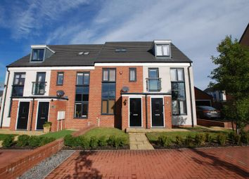 Thumbnail 3 bed terraced house for sale in Lynemouth Way, Newcastle Upon Tyne