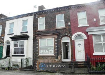 Thumbnail 5 bedroom terraced house to rent in Thornycroft Road, Liverpool